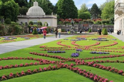 Mirabellgarten Salzburg